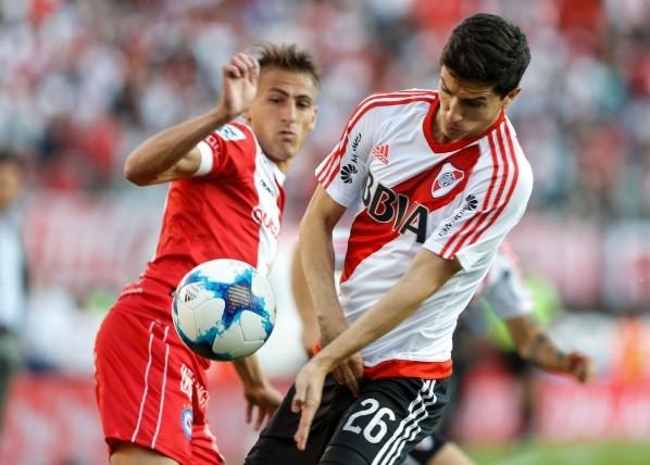 Brian Romero es el segundo refuerzo de Independiente