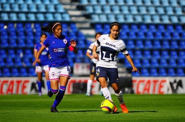 Cruz Azul Femenil debutó venciendo a Pumas