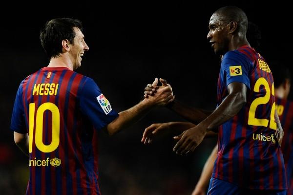Messi le pidió a Eric Abidal no mandar videos de recuperación