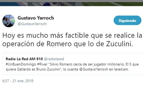 Bruno Zuculini, muy cerca de ser el cuarto refuerzo de River