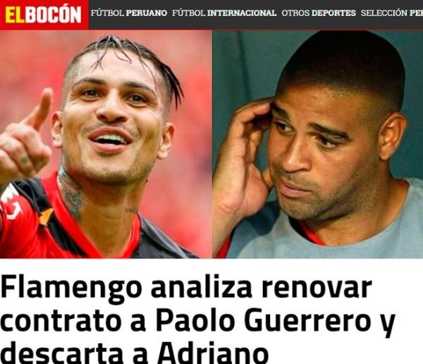 Paolo Guerrero: ¿Presidente de Corinthians habló en tono negativo del 'Depredador'?