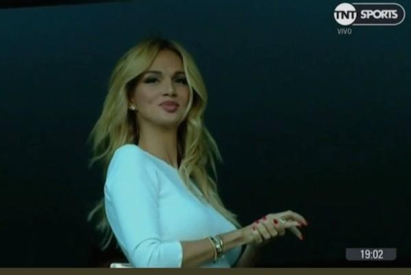 ¿Jugador de Boca Juniors enamoró a la embajadora Rusia 2018?