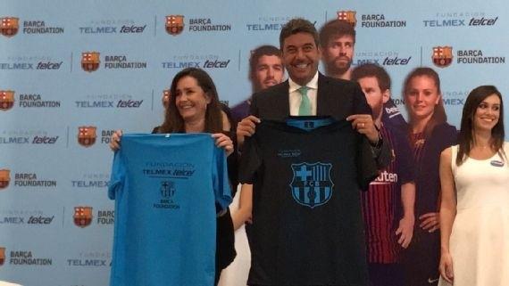 Enfrentaría Pumas al Barcelona