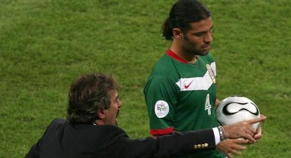 Rafa Márquez estuvo cerca de jugar con Real Madrid