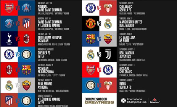 Calendario Inter Champions.Los Platillos De Lujo Que Ofrecera La International
