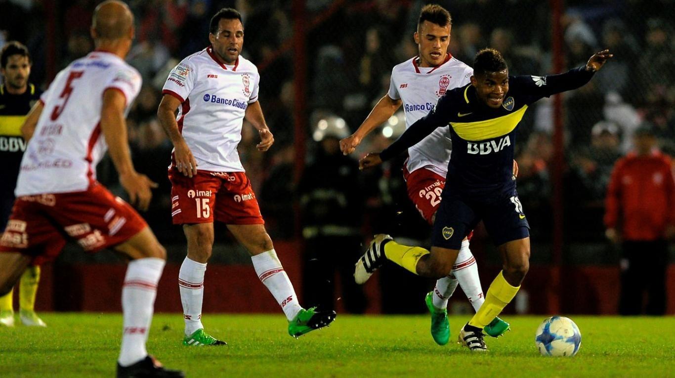 Huracán vs Boca Juniors, Superliga Argentina — En vivo