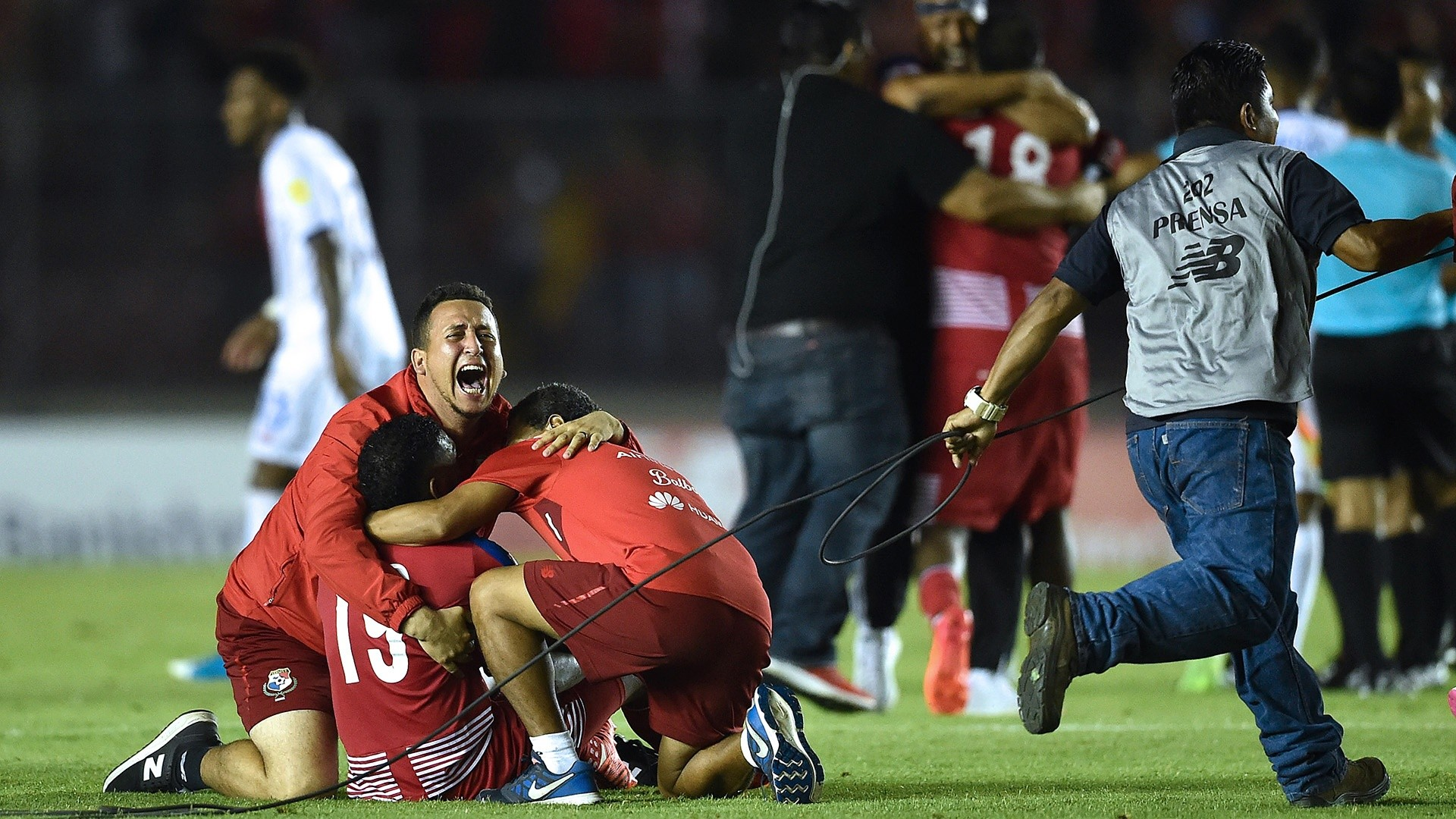 Plantel de jugadores de la Selección Panamá en Rusia 2018