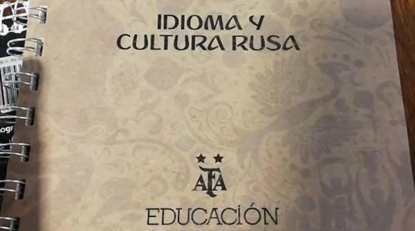 El manual de AFA para conquistar chicas rusas
