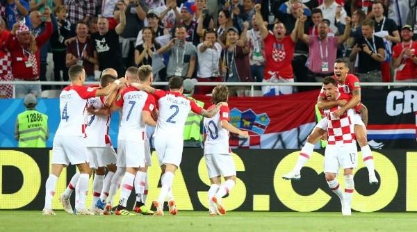 Croacia se mostró muy superior a Nigeria