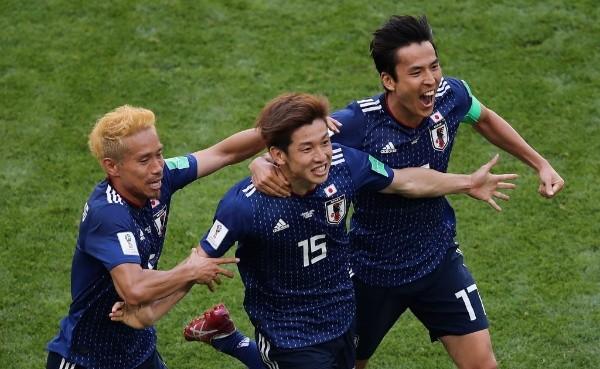 Al nivel 'Supercampeones': Japón le hizo la trampa del offside a Senegal
