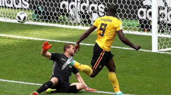 Inglaterra vs. Bélgica: En Vivo online