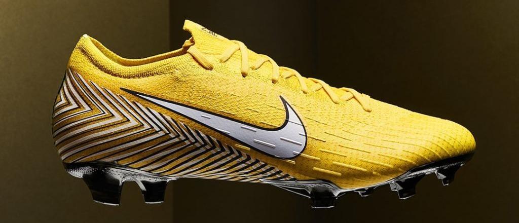 Deme mil: las botas de Neymar para la fase final del Mundial