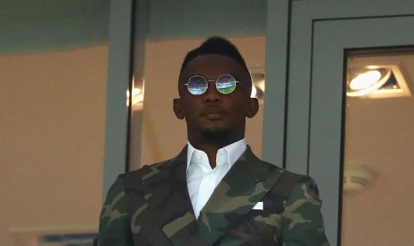 La leyenda camerunés Samuel Eto'o fichó por el Qatar Sports club