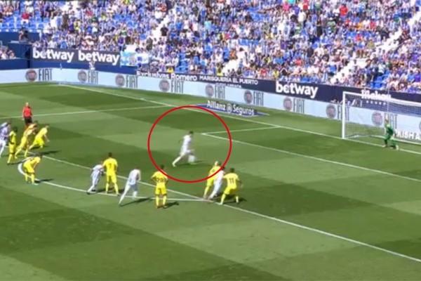 Miguel Layún da asistencia en el triunfo del Villarreal