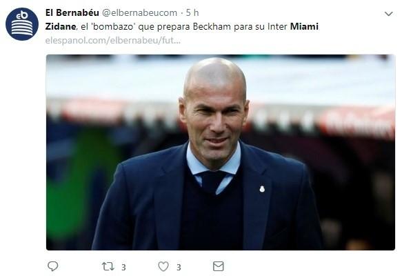 ¿Qué entrenador le gustaría a Beckham para su equipo?