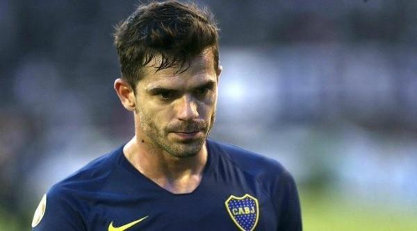 Fernando Gago, con una nueva grave lesión.