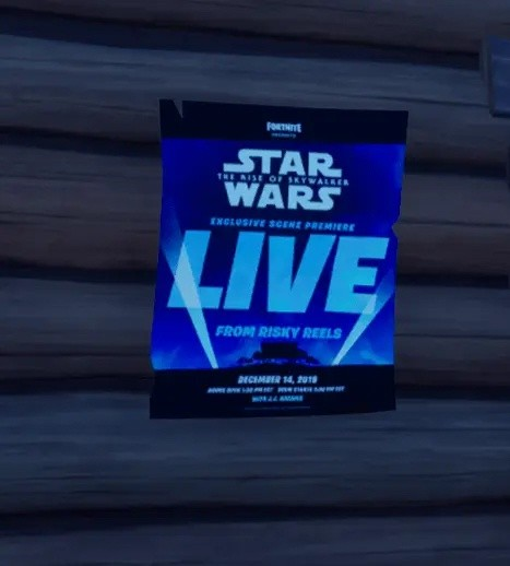 Primer Vistazo Al Evento De Fortnite X Star Wars Bolavip