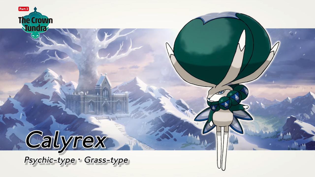 Pokémon Calyrx