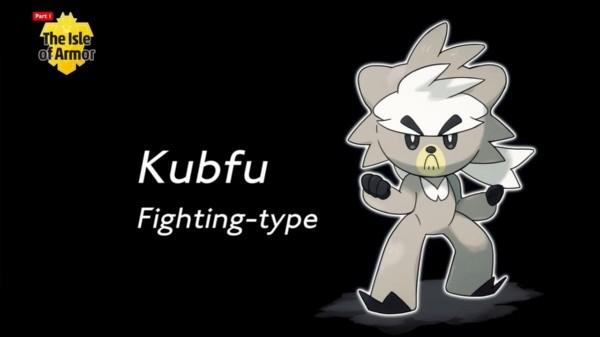 Pokémon Kubfu