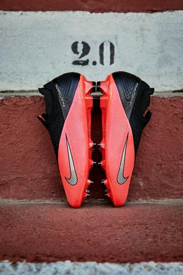 dentista Conceder colorante  Son furor: así son los nuevos Nike Phantom VSN II | Bolavip