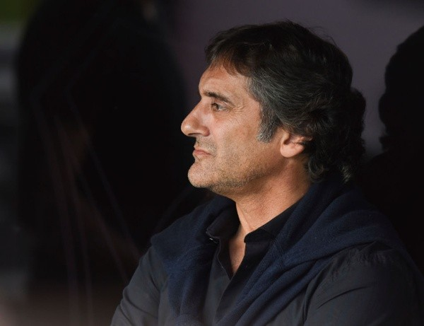 Enzo Francescoli, manager de River Plate. (Foto: Getty)