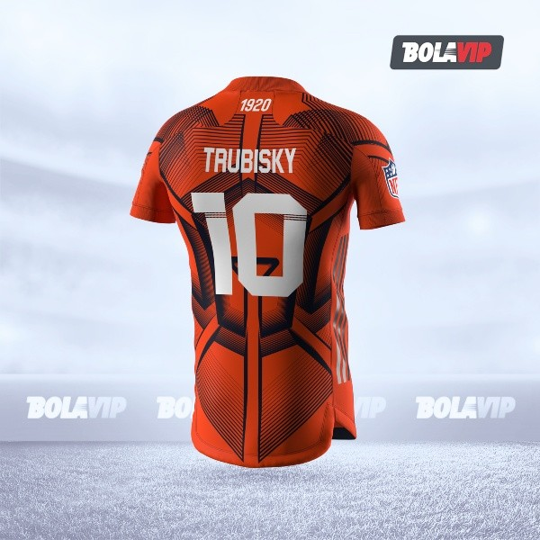 Bolavip Jersey Local Chicago Bears 2