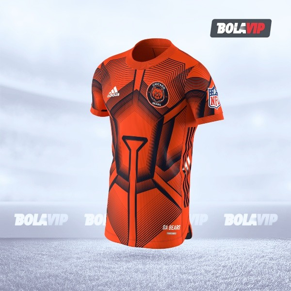 Bolavip Jersey Local Chicago Bears 1