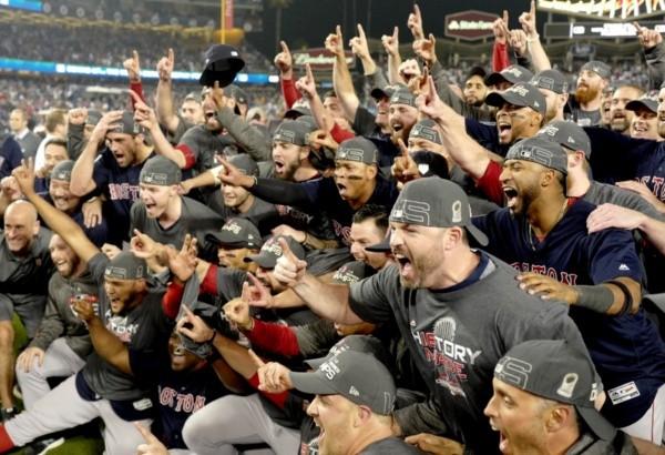 Boston Red Sox Serie Mundial