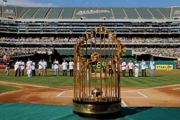 Oakland Athletics Serie Mundial