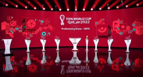 Quedaron definidos los grupos de la Eliminatorias de UEFA para Qatar 2022
